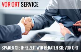 vor ort service - Cartec