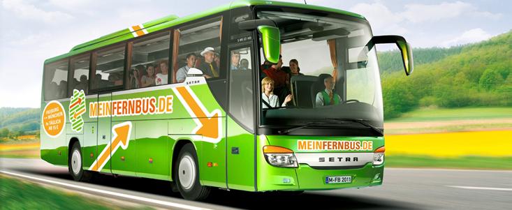 Mein Fernbus Bus